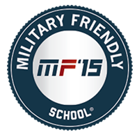 Military Friendly School - new window